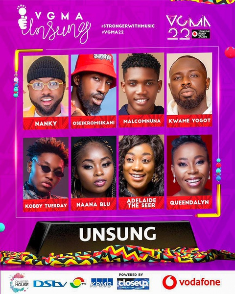 Shocking list of vgma22unsung picture