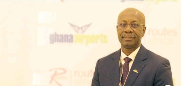 Ghana airport company md sacked picture