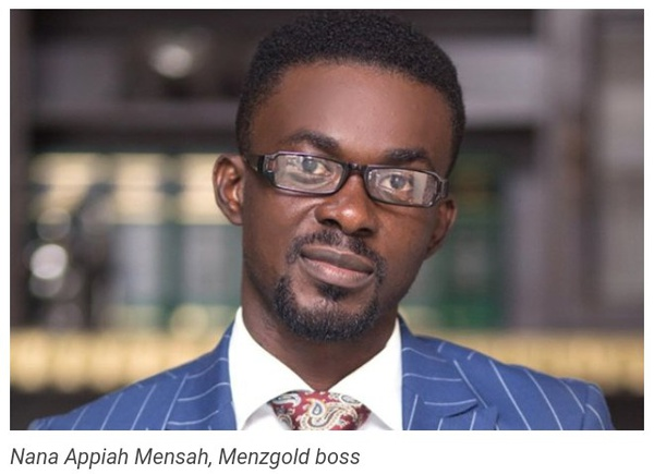 Menzgold saga: govt delegation returns without nam 1 picture