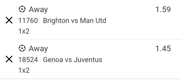 WILBLOGH BETTING COMBO 2+ ODDS picture