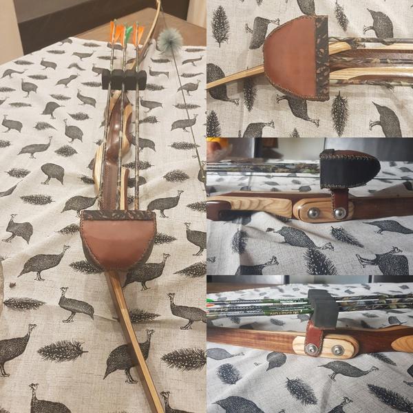 Various arrow quivers picture