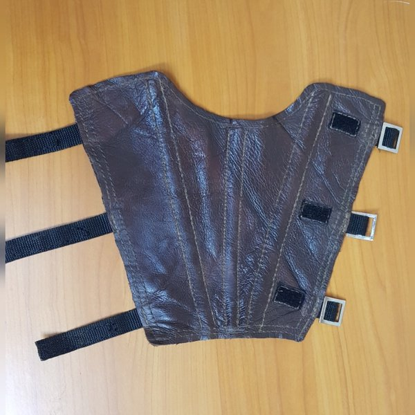 Soft leather arm guard-large picture